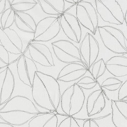 Flora - 91 graphite | Tessuti decorative | nya nordiska