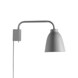 Caravaggio™   Read Wall Grey25   Wall lights   Fritz Hansen