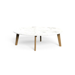 Cleo Teak | Coffee Table D100 | Tables basses | Talenti