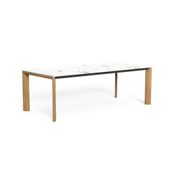 Cleo Teak | Table 220X100 | Dining tables | Talenti