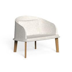 Cleo Teak | Lounge Armchair | Fauteuils | Talenti