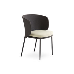 Senso Chairs Dining armchair 3D Mesh | Chairs | Expormim