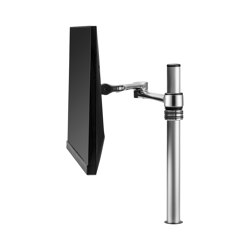 Set & Forget | 525mm Long Pole with 422mm Articulated Arm AF-AT-P | Table equipment | Atdec