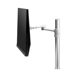 Set & Forget | 525mm Long Pole with 422mm Articulated Arm AF-AT-SW | Table accessories | Atdec