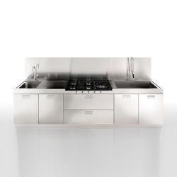 Italia professional work | Fitted kitchens | Arclinea
