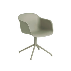 Fiber Armchair | Swivel Base | Sillas | Muuto