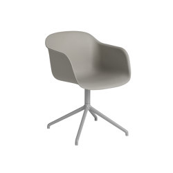 Fiber Armchair | Swivel Base | Stühle | Muuto