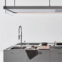 New Convivium | Kitchen hoods | Arclinea