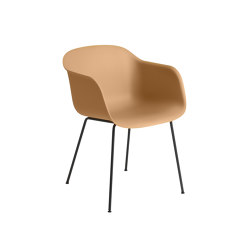 Fiber Armchair | Tube Base | Sillas | Muuto