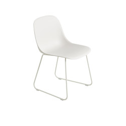 Fiber Side Chair | Sled Base | Chairs | Muuto