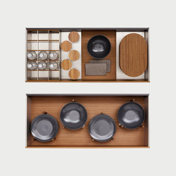 Box Globe System | Kitchen organization | Arclinea