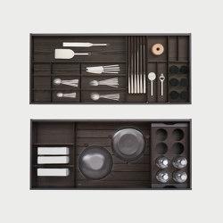 Moka Box System | Kitchen organization | Arclinea