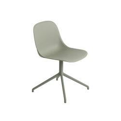 Fiber Side Chair | Swivel Base | Stühle | Muuto