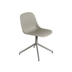 Fiber Side Chair | Swivel Base | Chairs | Muuto
