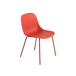 Fiber Side Chair | Tube Base | Sillas | Muuto