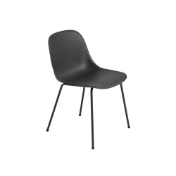 Fiber Side Chair | Tube Base | Chairs | Muuto