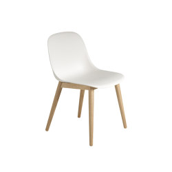 Fiber Side Chair | Wood Base | Chairs | Muuto
