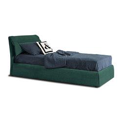 Campo single bed | Beds | Bonaldo