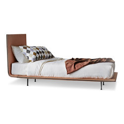 Thin single bed | Beds | Bonaldo