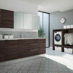 Spazio Time 8 | Armarios de baño | Ideagroup