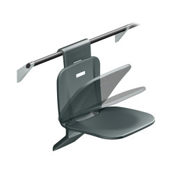 FSB ErgoSystem® A100 Suspended seat | Bath stools / benches | FSB