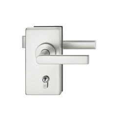 FSB 1244 Glass-door hardware | Handle sets for glass doors | FSB