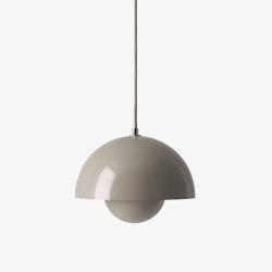 Flowerpot VP1 Grey Beige | Suspended lights | &TRADITION