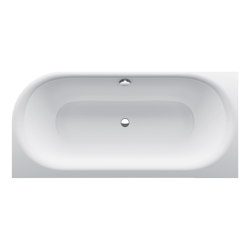 BetteLux Oval IV & V Silhouette | Bathtubs | Bette
