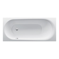 BetteComodo with side overflow | Bathtubs | Bette