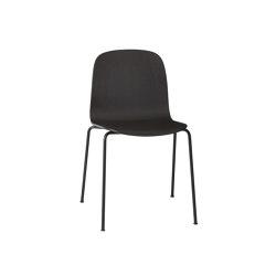 Visu Chair | Tube Base | Chairs | Muuto