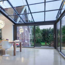 Wintergarden SDL Akzent plus | Winter gardens | Solarlux
