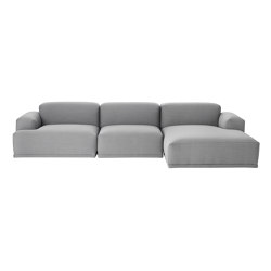 Connect Sofa | 3-seater lounge | Divani | Muuto