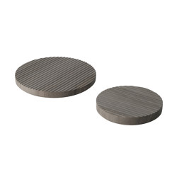 Groove | Trivets | Sottopentole | Muuto