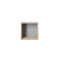 Mini Stacked Shelf Systems | Medium | Estantería | Muuto