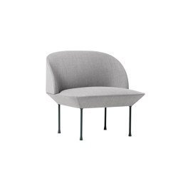 Oslo | Lounge Chair | Armchairs | Muuto