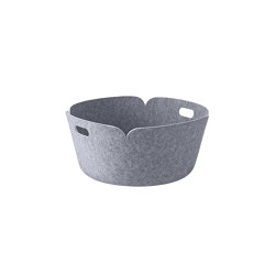 Restore | Round Basket | Storage boxes | Muuto
