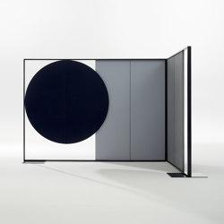 Parentesit freestanding   Privacy screen   Arper