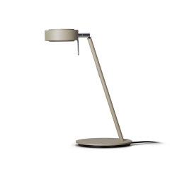 pure mini sand silver | Table lights | Mawa Design
