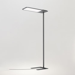 XT-S ONE FLOOR CHARCOAL | Free-standing lights | Tobias Grau