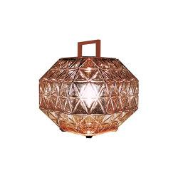 TREASURE TA DELUXE   Luminaires de table   Contardi Lighting
