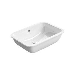 Pura 55/U   Washbasin   Wash basins   GSI Ceramica