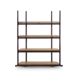 Icaro | Shelving | Flexform Mood
