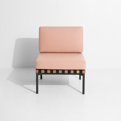 Grid | Armchair without armrest | Armchairs | Petite Friture