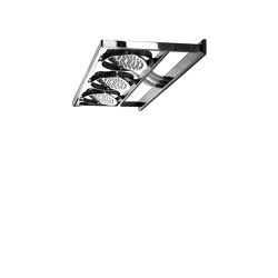 Nu F2850 | Wall mounted showerhead | Shower controls | Fima Carlo Frattini