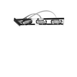 Nu F2855 | Wall mounted showerhead | Shower controls | Fima Carlo Frattini