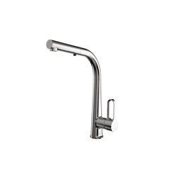 Skinny F7026 | Kitchen mixer with extractable handshower | Kitchen taps | Fima Carlo Frattini