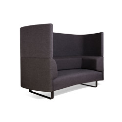 Grape BOX highback convertible sofa | Canapés | Grape