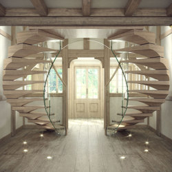 Anaconda | Staircase systems | Siller Treppen