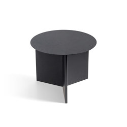 Slit Table Round | Tables d'appoint | HAY