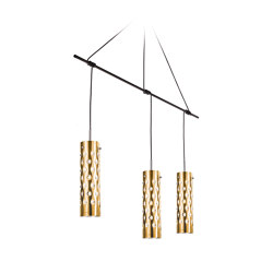 Dimple Trio suspension | Suspended lights | Slamp